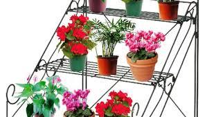 plant best hanging basket stand ideas on pinterest landscaping