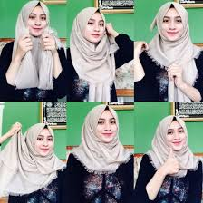 tutorial hijab simple tapi menarik tutorial hijab rawis yang simple nan menawan hijab jestha