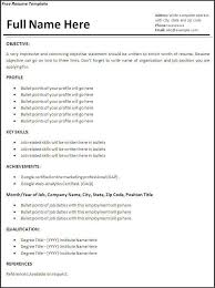 Resume Objective For Bank Job by Teenage Resume Template Billybullock Us