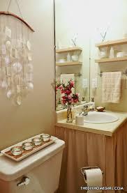Curtain Sink by Warm U0026 Feminine Apartment Bathroom Makeover U2013 The Decor Guru