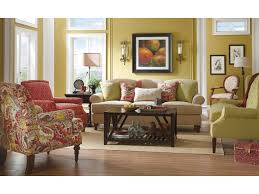 Paula Deen Living Room Furniture - paula deen by craftmaster living room sofa p736550bd craftmaster