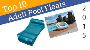 10 best pool floats 2015
