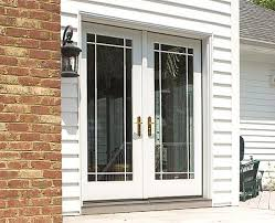 Patio Doors Lowes I Like These Glass Doors For The Front Of The House Is