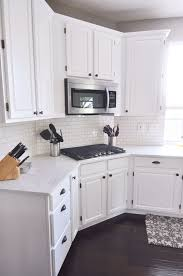best white for cabinets behr finished kitchen renovation wall sherwin williams requisite