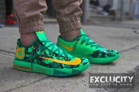 kd 6 easter nike kd 6 vi easter kevin durant men s basketball shoes size 14 ebay