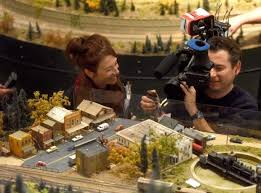Colorado travel channel images Travel channel film crew makes pit stop at colorado model railroad jpg