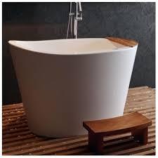 Wood Heated Bathtub Aquatica True Ofuro Tranquility Heated 51 5