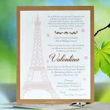 invitaciones para quinceanera tarjeta de invitación para quince años qn 6092 graphic