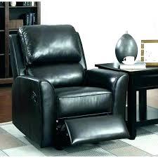 homcom pu leather rocking sofa chair recliner leather rocker recliner chair large picture of ii rocker recliner