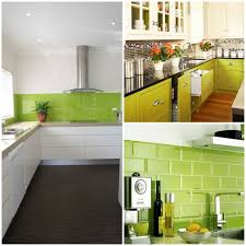 accent colors guaranteed make your kitchen pop big chill lime green