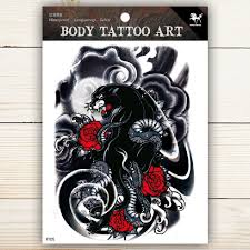 Cheap Prescription Halloween Contacts Canada by Body Tattoo Sticker Waterproof Temporary Tattoo Rt05 Rt05