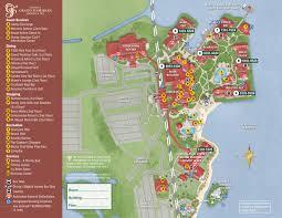 Disney Saratoga Springs Treehouse Villas Floor Plan Disney Maps