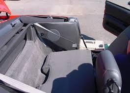camaro speaker box 1997 2002 chevrolet camaro car audio profile