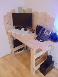 fabriquer un bureau informatique bureau pour ordinateur unique fabriquer un bureau informatique