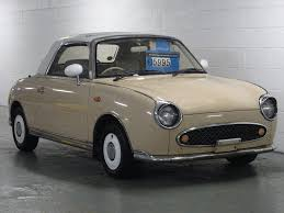 nissan figaro interior used nissan figaro 1 0 turbo retro convertible fresh import for