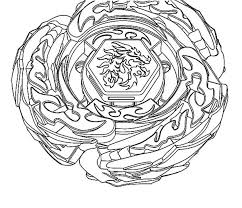 coloring pages decorative beyblade coloring pages free printable