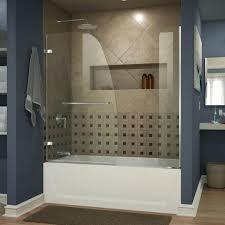 peerless avondale high gloss white high impact polystyrene bathtub