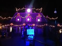 griffith park holiday light festival train los angeles live steamers ghost train halloween ride