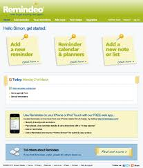 free email reminders sms reminders notes u0026 note taking remindeo