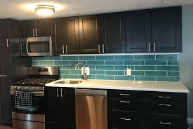glass kitchen tiles for backsplash aqua backsplash green glass subway tile glass subway tile pictures