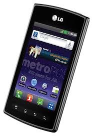 Metro Pcs Coverage Map by Amazon Com Lg Optimus M Prepaid Android Phone Metropcs Cell