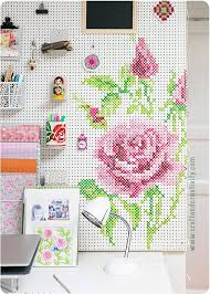 Room On The Broom Craft Ideas - 70 resourceful ways to decorate with pegboards and other similar ideas