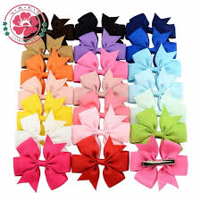 3 inch grosgrain ribbon aliexpress buy 40 pcs lot 3 inch grosgrain ribbon bows