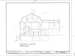richard coleman gambrel roof house dutch colonial houses dutch