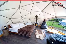 glamping pods geodesic dome tents