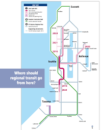 Seattle Sounder Train Map by How Does Sound Transit Expand The Urbanist