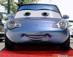 cars sally and lightning mcqueen sally porsche of cars movie fame disney cars pinterest