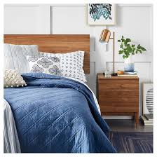 Modern Bedroom Collections Calm Blue Modern Bedroom Collection Target