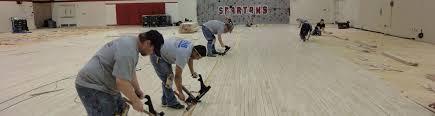 hardwood floor installation replacement