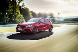 mercedes 2016 2016 mercedes a class receives subtle makeover new super