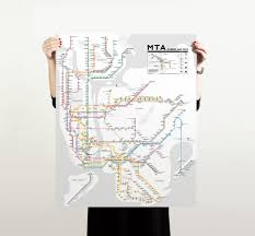 Mta Subway Map Nyc by New York City Subway Map