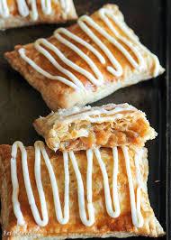 Pumpkin Toaster Strudel Caramel Apple Toaster Strudel Bakerita