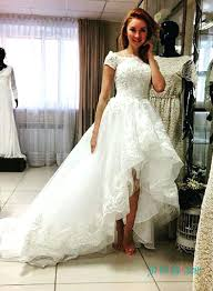 high low wedding dress amazing hi low wedding dress or stunning high low hemline organza