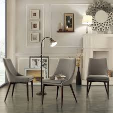 gray dining chairs transitional dining room lux decor value city