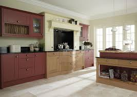kitchen designs natural wood kitchen cabinets with potholder