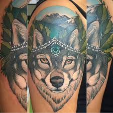 wildlife and nature tattoos by charlotte timmons modern body art