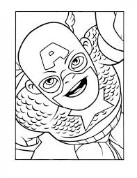 hero squad coloring pages printable