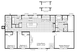 big floor plans the kensington ml28563k manufactured home floor plan or modular