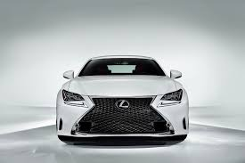 new lexus rcf interior lexus rc f sport revealed before geneva debut autoevolution