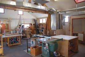 wood workshop layout images 8 real life shops canadian woodworking magazine