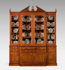 Break Front Bookcase Bookcases And Breakfronts Windsor House Antiques