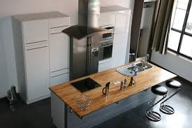 maitre de la cuisine cuisine avec ilot centrale i lotus seafood restaurant technologies