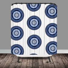 Walmart Navy Blue Curtains by Coffee Tables Blue Ombre Shower Curtain Solid Navy Blue Shower