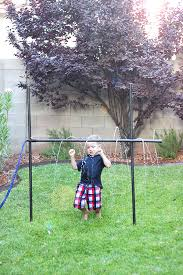 Diy Backyard Games For Adults Outdoor Games Kids U0027 Sprinkler Limbo Made From Pvc Pipe