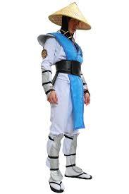 Judge Dredd Halloween Costume Aliexpress Buy Raiden Costume Mortal Kombat Raiden Cosplay