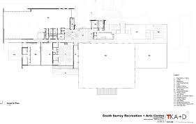 gallery of south surrey recreation u0026 arts centre taylor kurtz